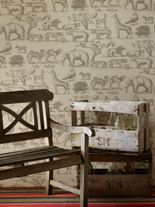 Tier-Tapete Ark von Andrew Martin