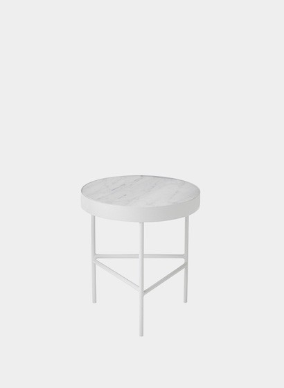 Marble Table Medium von Ferm Living - White