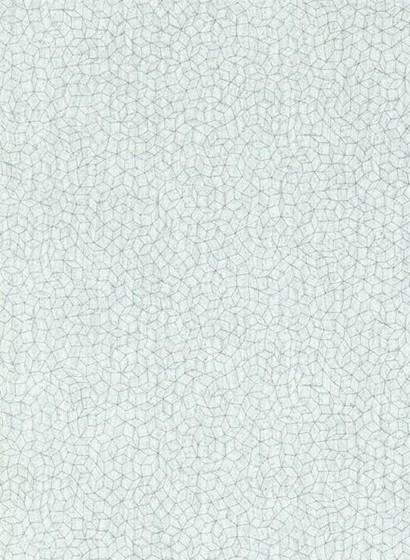 Geometrische Vinyltapete Commix von Harlequin - Seal