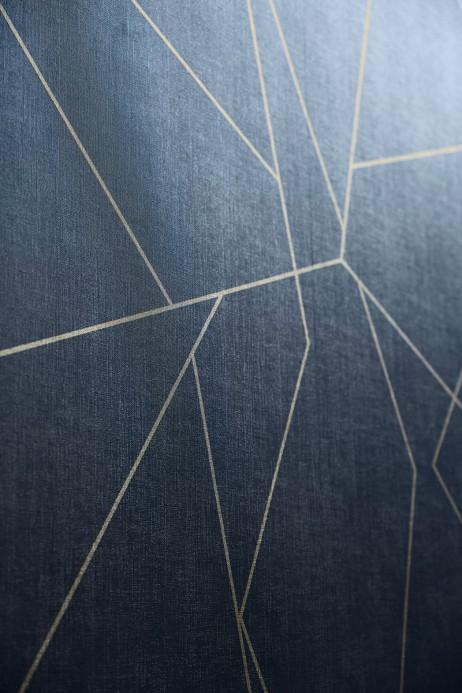 Geometrische Vinyltapete Parapet von Harlequin