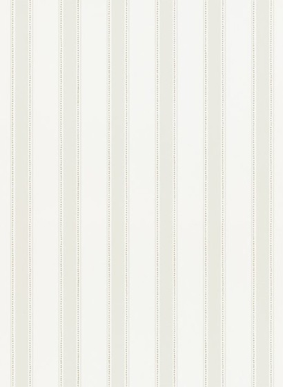 Streifentapete Gustav von Sandberg - Light Grey