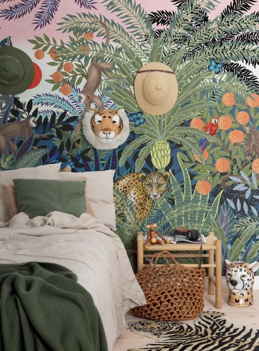 Dschungel Tapete Jungle Wall von MR PERSWALL