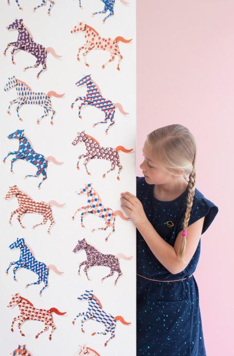Studio Ditte Tapete Horses