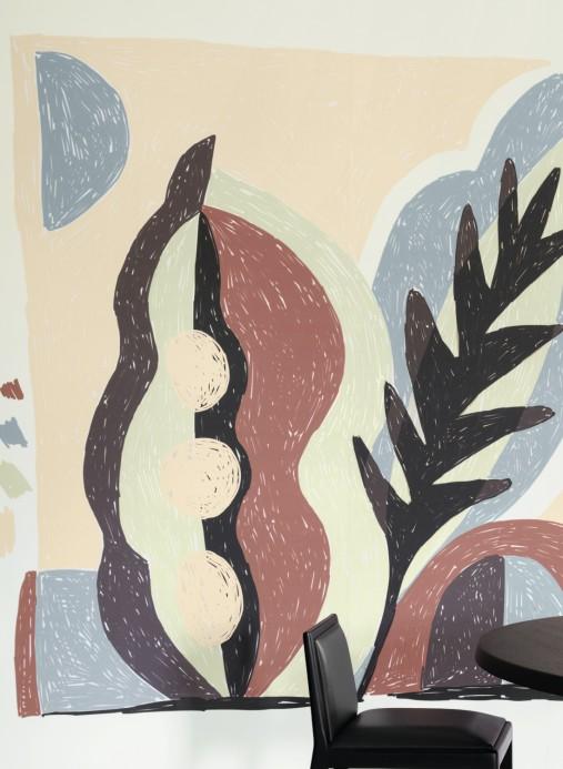 Wandbild Monaco von Elitis
