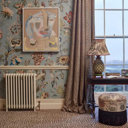 House of Hackney Wandbild Flora Fantasia