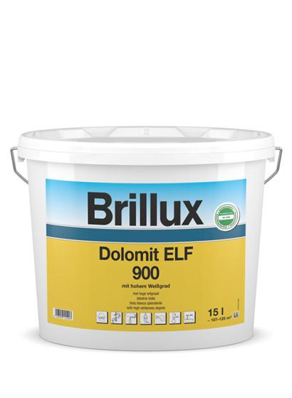 Brillux Dolomit ELF 900 weiß - 5l