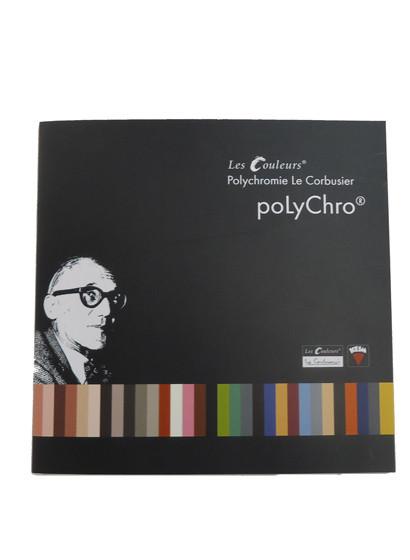 Le Corbusier poLyChro Produktbroschüre by Keim