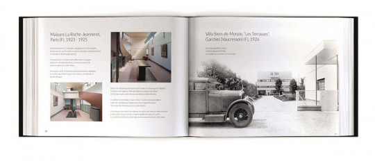 Buch der Architekturfarben von Le Corbusier