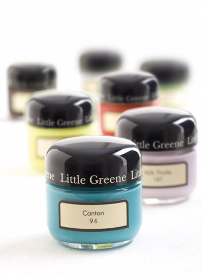 Little Greene Absolute Matt Emulsion Sample Pot